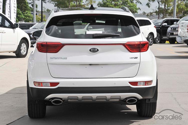 2017 Kia Sportage GT-Line QL
