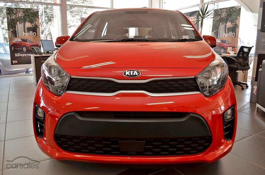 2017 Kia Picanto S JA