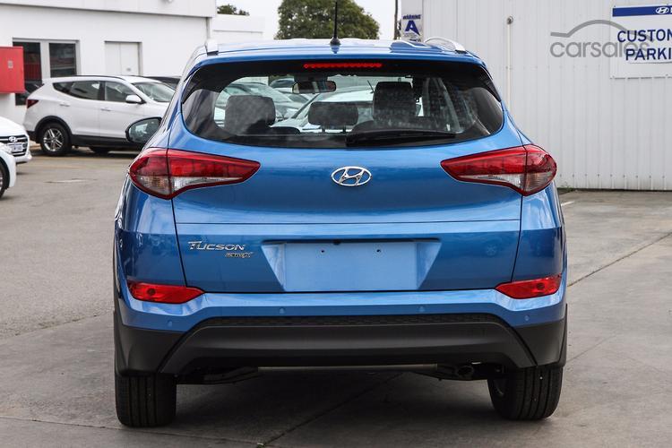 2017 Hyundai Tucson Active X TL