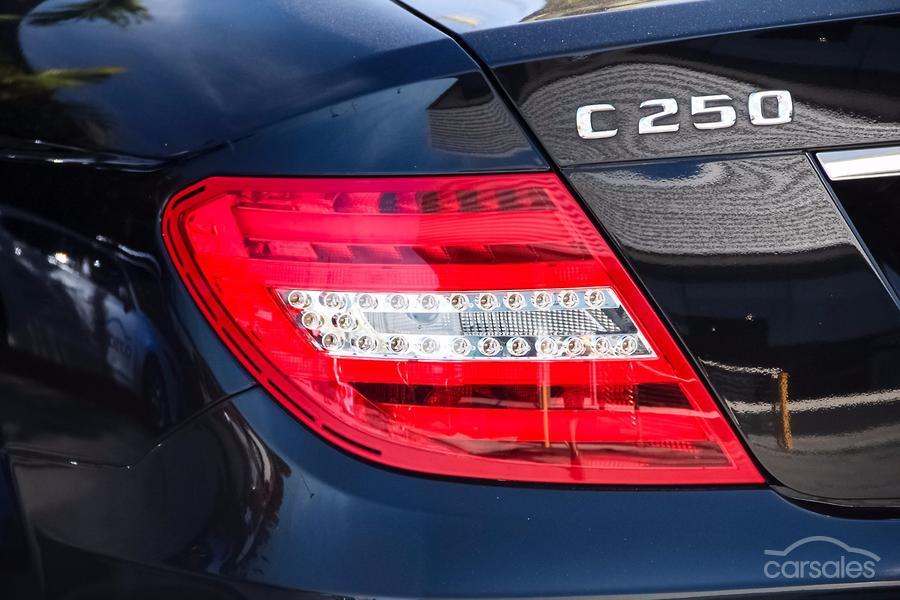 2012 Mercedes-Benz C 250 Coupe