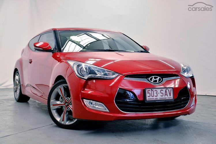 2011 Hyundai Veloster +