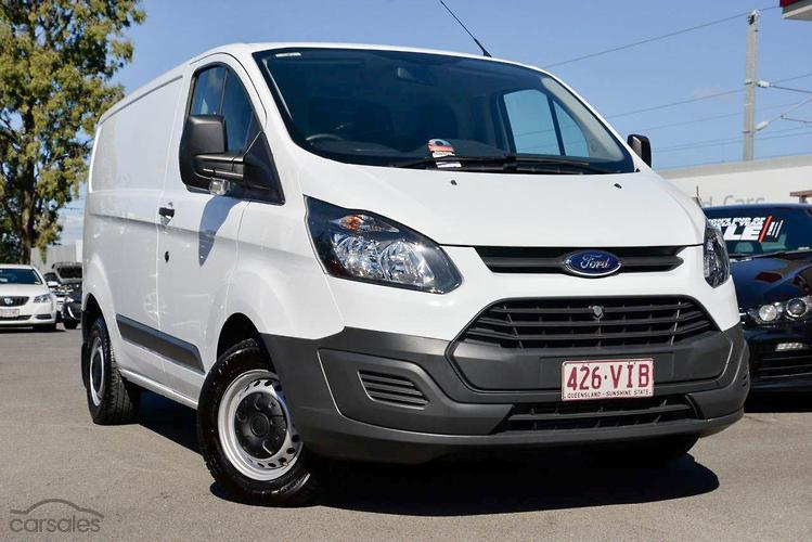 2014 Ford Transit Custom 290s