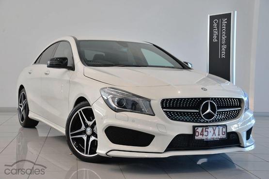 2016 Mercedes-Benz <br>CLA 200