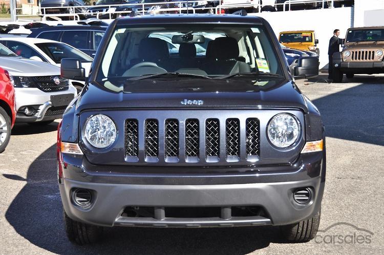2015 Jeep Patriot Sport Auto 4x2 MY16