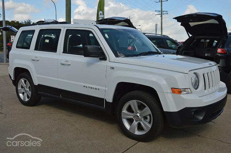2016 Jeep Patriot Sport Auto 4x2 MY16