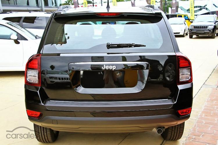 2015 Jeep Compass Sport Auto MY16