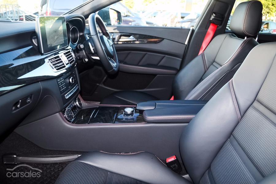 2014 Mercedes-Benz CLS 400 Sedan
