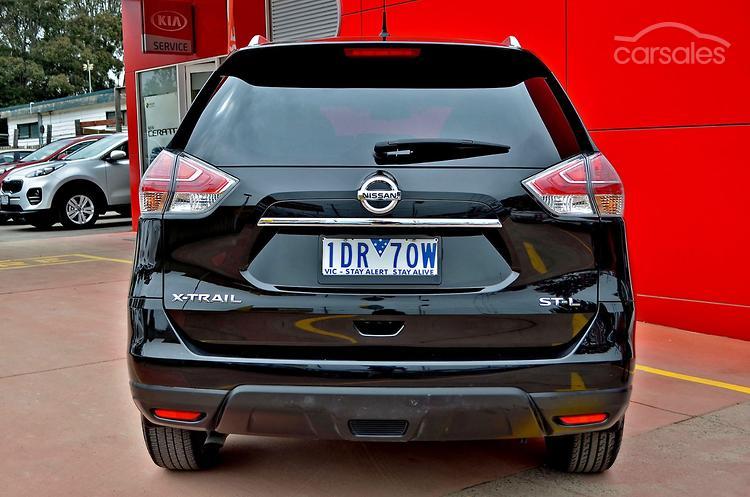 2014 Nissan X-trail ST-L T32