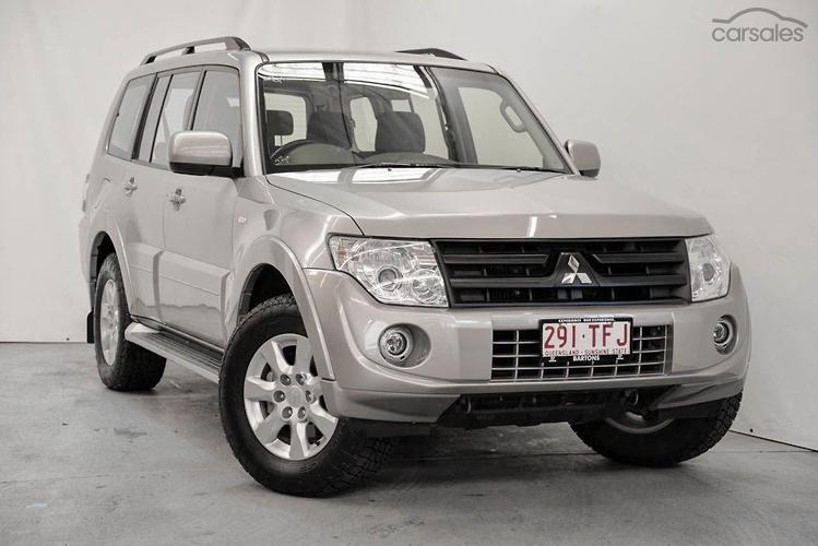 2012 Mitsubishi Pajero Glx-r