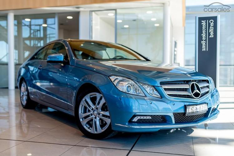 2010 mercedes benz e 250 cgi coupe mercedes benz for Mercedes benz pre owned vehicle locator
