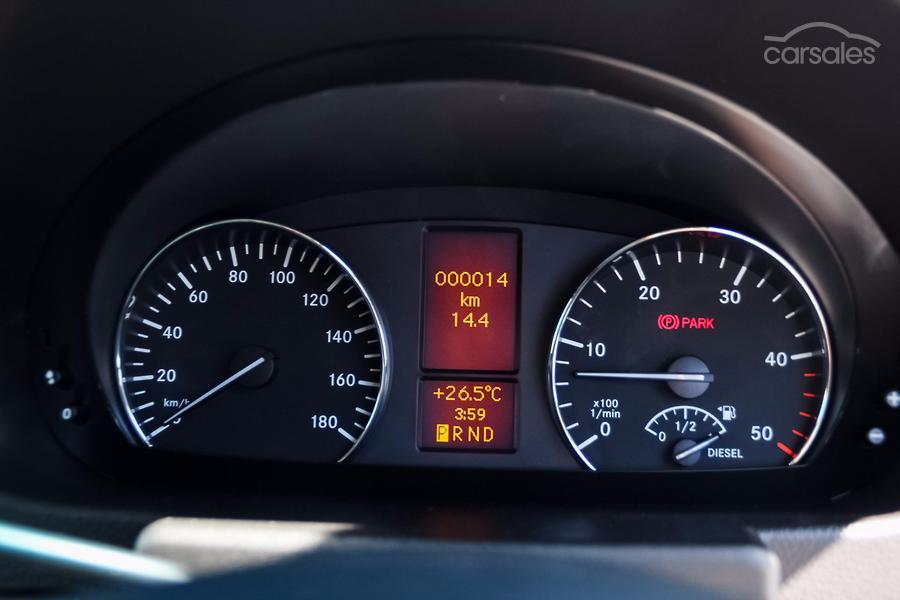 2017 Mercedes-Benz SPRINTER Van