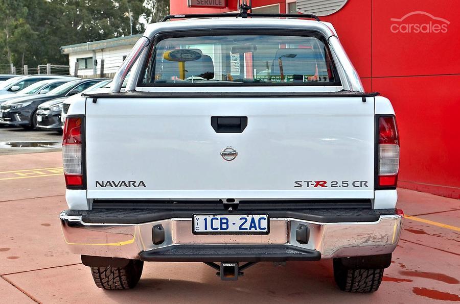 2014 Nissan Navara ST-R D22