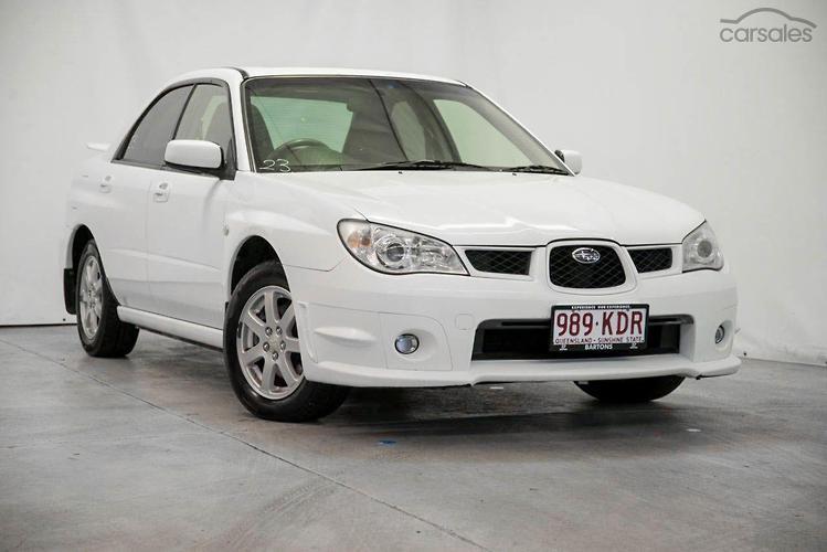 2006 Subaru Impreza Luxury