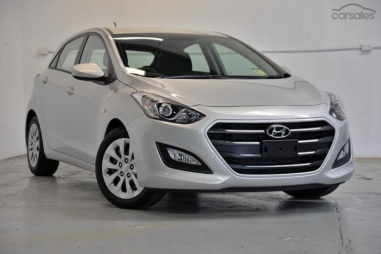 2016 Hyundai I30 Active