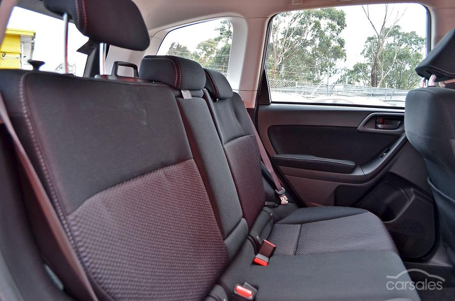 2012 Subaru Forester 2.0i S4