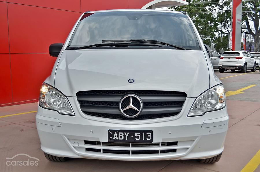 2014 Mercedes-benz Valente 116CDI BlueEFFICIENCY 639