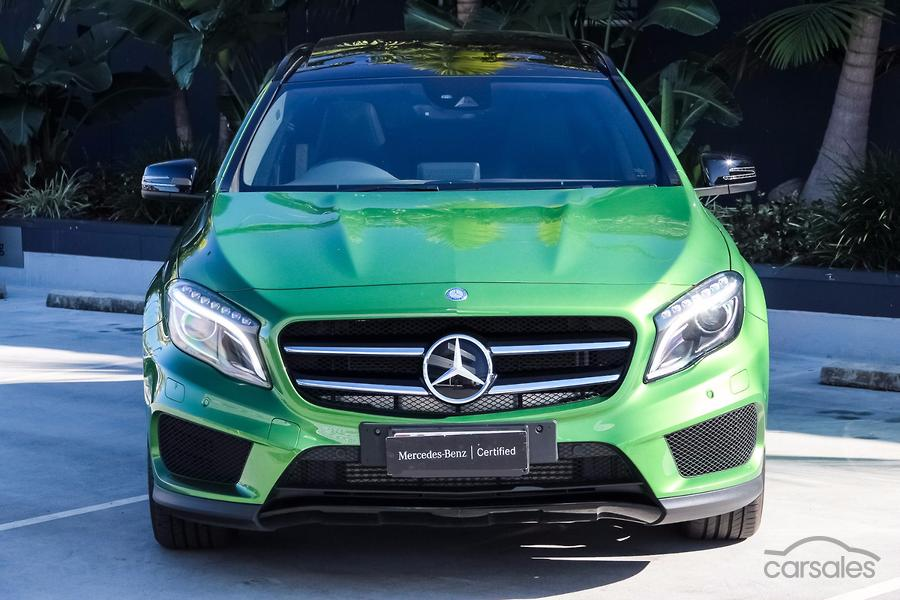 2016 Mercedes-Benz GLA 220 Wagon