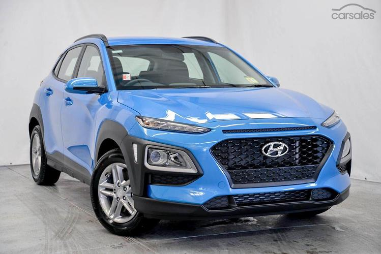 2017 Hyundai Kona OS