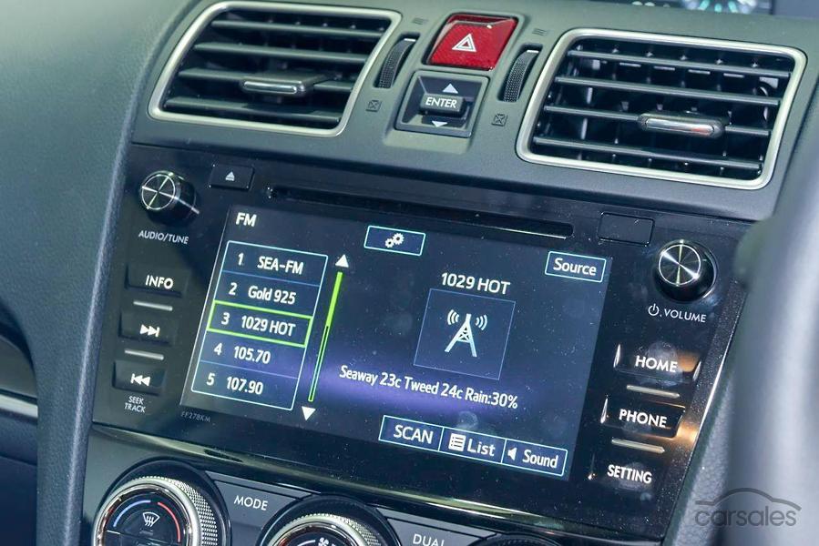 2017 Subaru Forester 2 5i L S4 Von Bibra