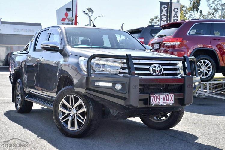 2015 Toyota Hilux Sr5