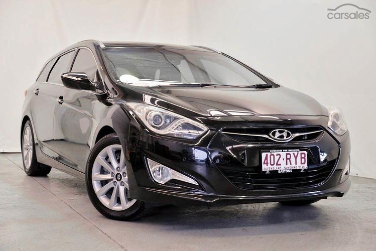 2011 Hyundai I40 Elite