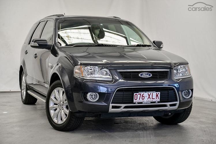 2010 Ford Territory Ghia