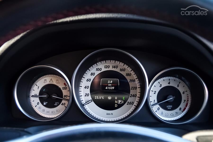 2014 Mercedes-Benz E 400 Cabriolet