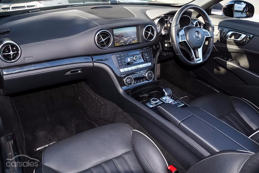 2012 Mercedes-Benz SL 350 Roadster