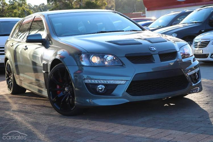 2012 Holden Special Vehicles Clubsport E Series 3