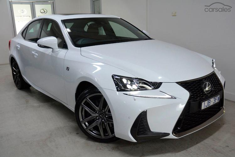 2017 Lexus Is200t F Sport ASE30R
