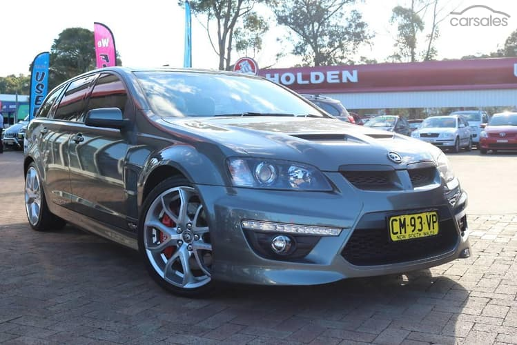 2011 Holden Special Vehicles Clubsport R8 Tourer