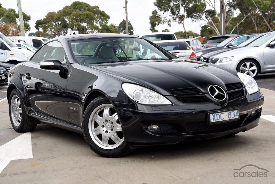 2006 mercedes benz slk 200 kompressor roadster mercedes benz. Black Bedroom Furniture Sets. Home Design Ideas