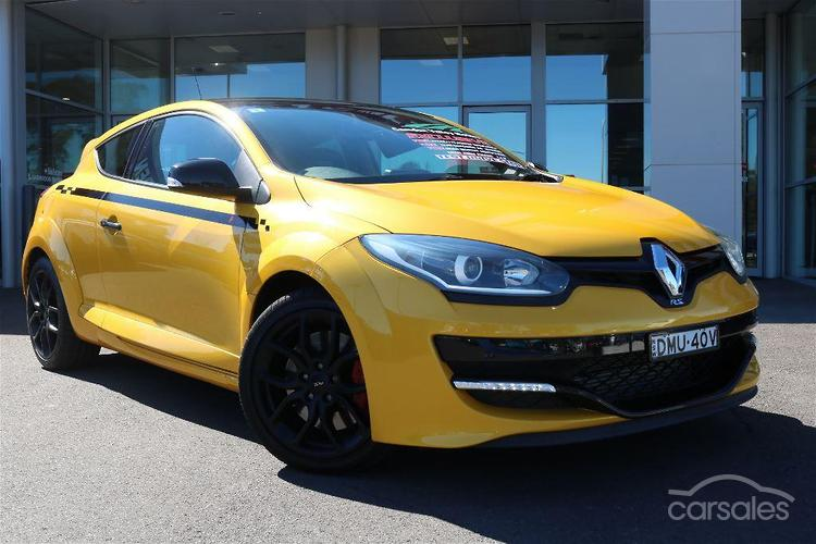 2014 Renault Megane R.S. 265 Cup III D95 Phase 2