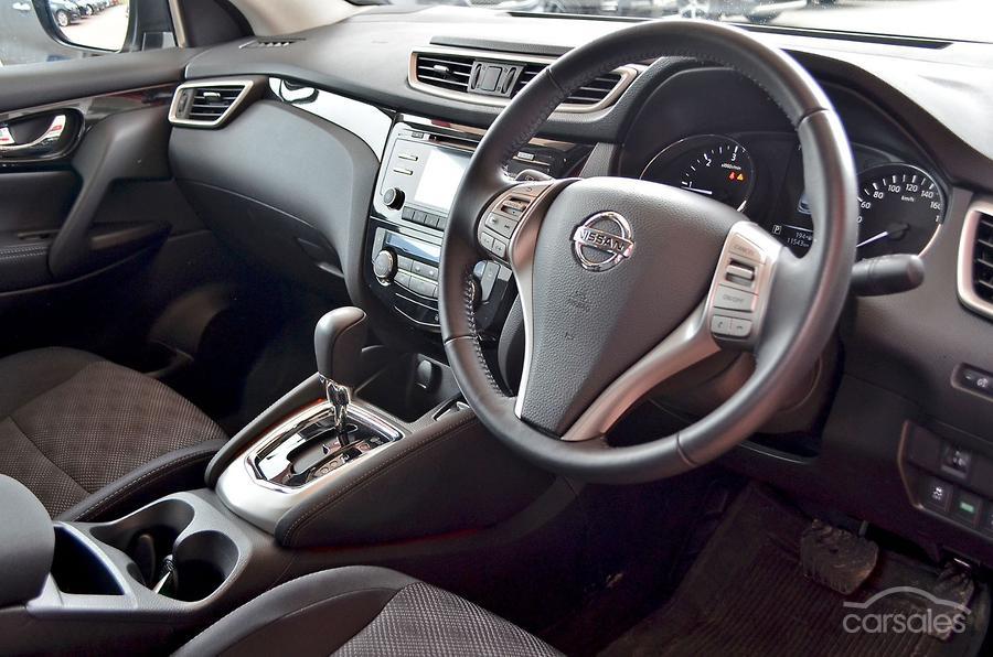 2016 Nissan Qashqai TS J11