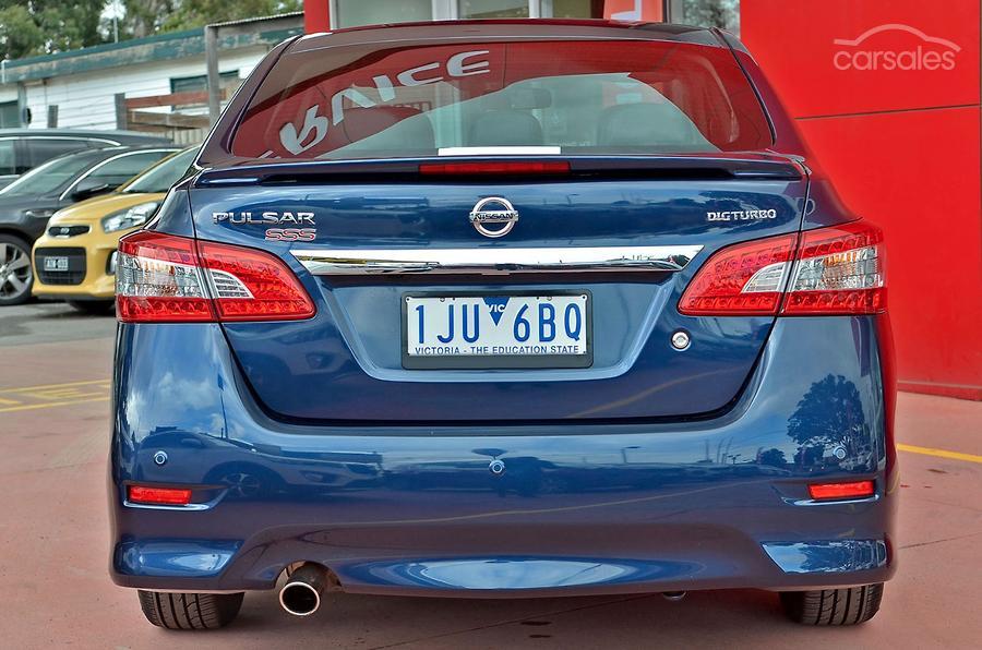 2015 Nissan Pulsar SSS B17 Series 2