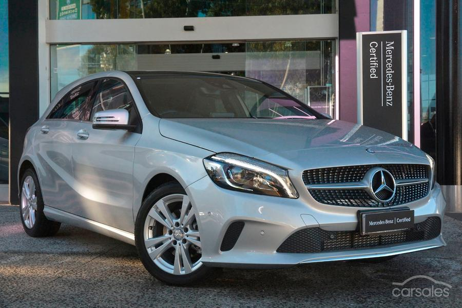 2016 mercedes benz a 180 hatch mercedes benz for Mercedes benz pre owned vehicle locator