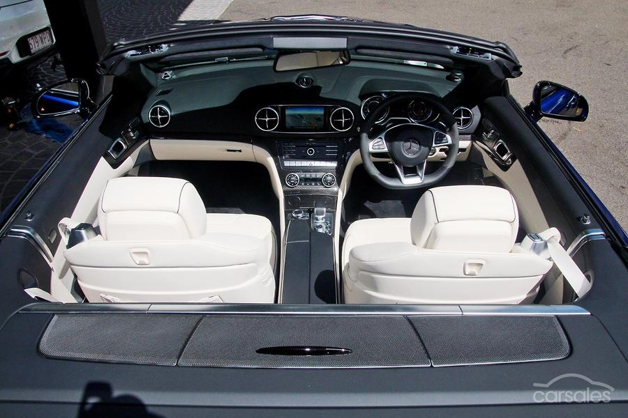 2016 Mercedes-Benz SL 63 Roadster