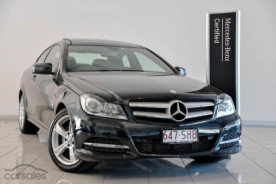 2012 Mercedes-Benz <br>C 180