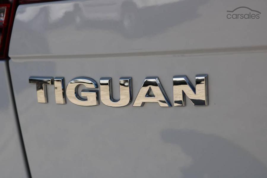 2016 Volkswagen Tiguan 162TSI Highline 5N