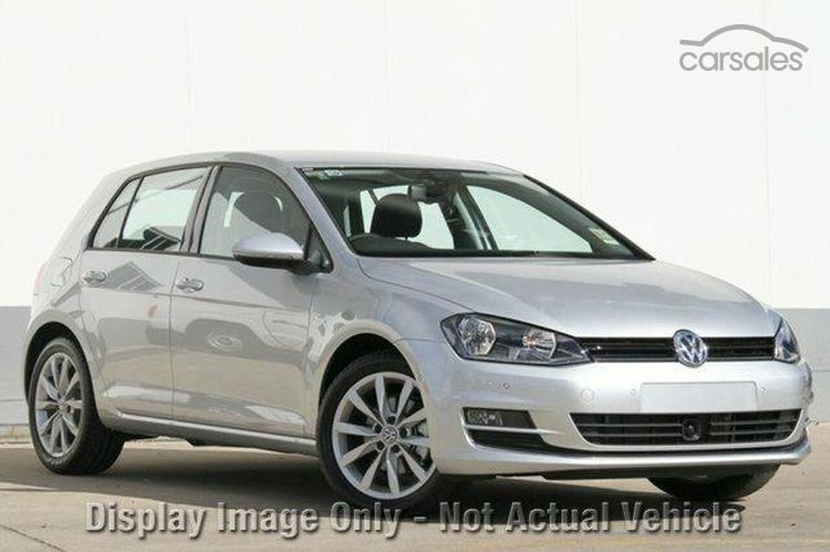 2016 Volkswagen Golf 7