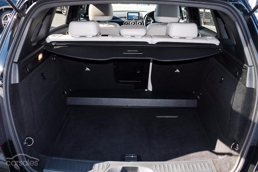 2012 Mercedes-Benz B 200 CDI Hatch