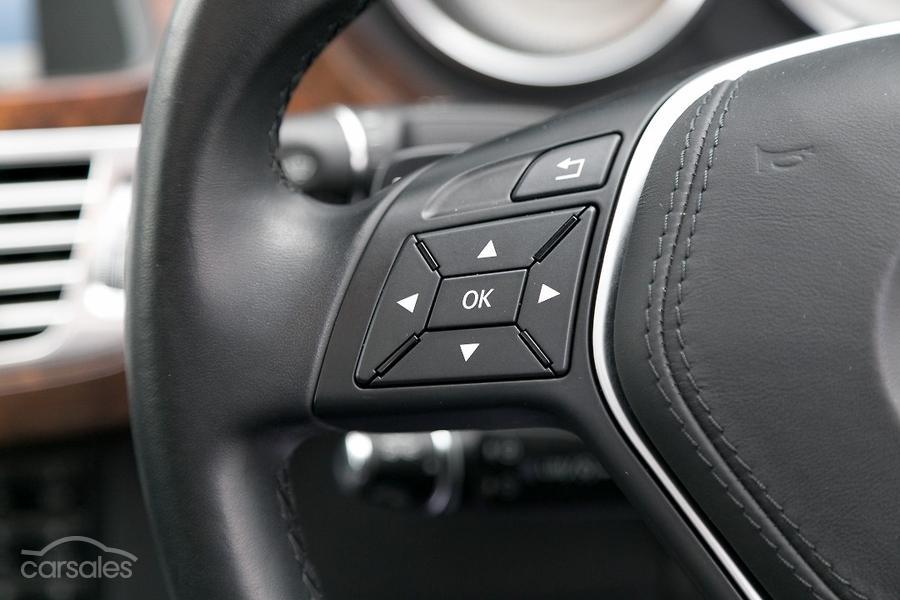 2013 Mercedes-Benz CLS 500 Sedan