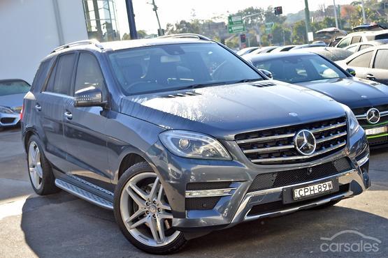 2013 Mercedes-Benz <br>ML 500