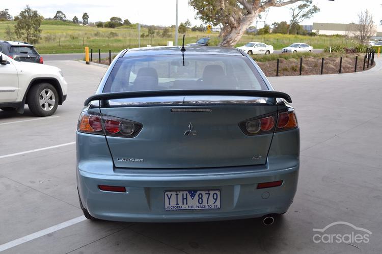 2011 Mitsubishi Lancer VR CJ