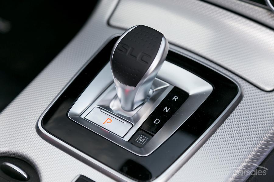 2017 Mercedes-Benz SLC 180 Roadster