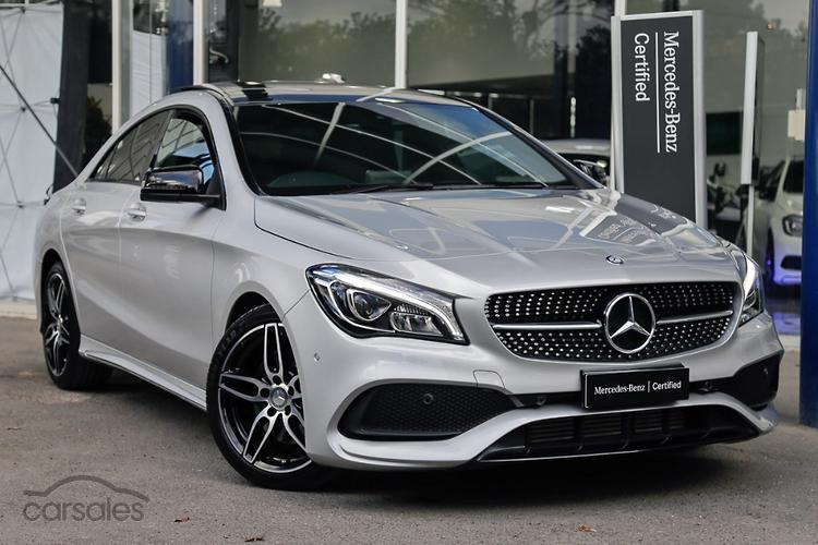 2016 Mercedes-Benz CLA 220 Coupe