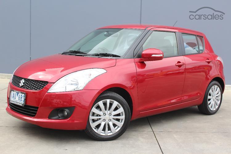 2013 Suzuki Swift GLX FZ