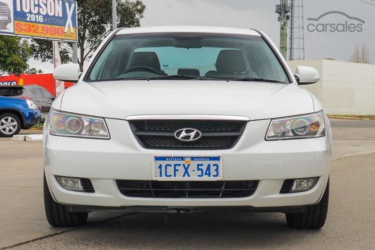 2006 Hyundai Sonata Elite Auto