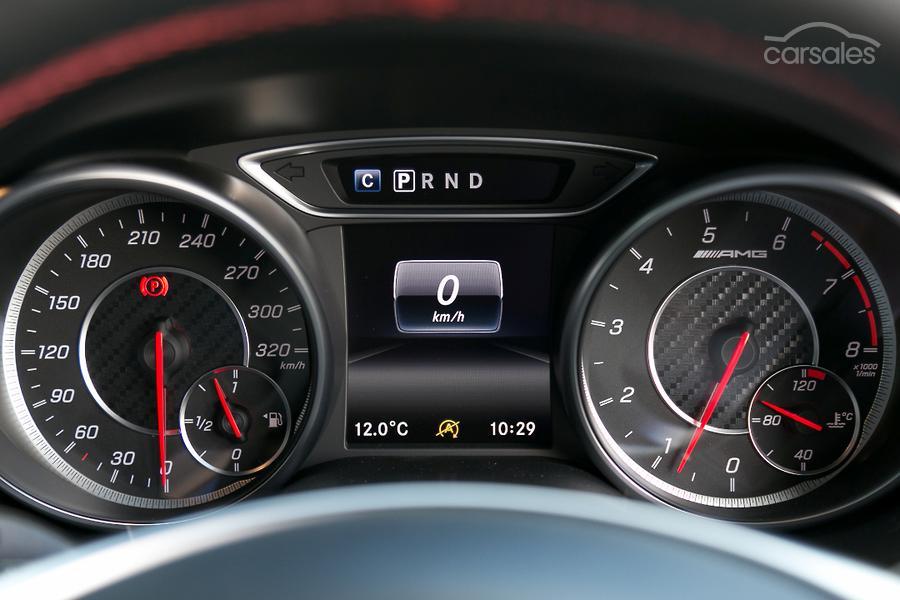 2017 Mercedes-Benz CLA 45 Wagon