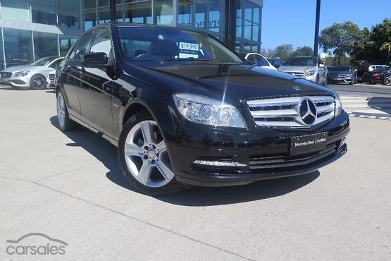 2010 Mercedes-Benz <br>C 200 CGI